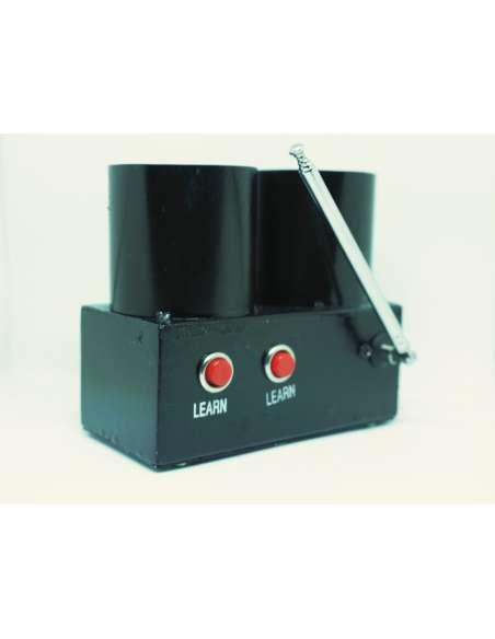 Sistema de disparo de Pirotecnia de interior 2 Bases.