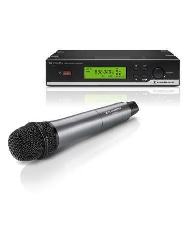 Sennheiser XSw 65. Micrófono vocalista Dinámico