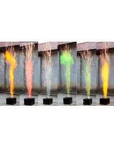 Máquina de Fuego y Fuego Frío similar Sparkular