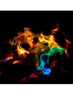 Polvos para Fuego de Colores