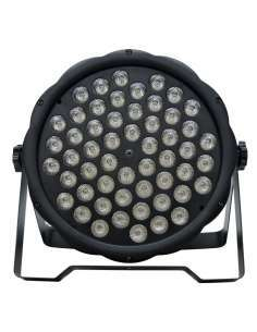 Foco PAR LED 54X3W RGBW
