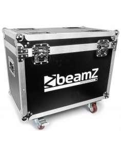 BeamZ Professional Tiger 7R Cabeza movil Hibrida kit 2 piezas en Flightcase
