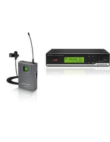 Sennheiser XSw 12. Micrófono de solapa