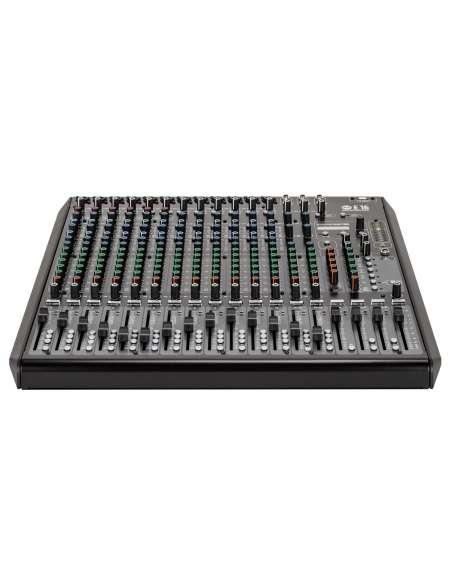 Mesa de mezclas analógica RCF E 16
