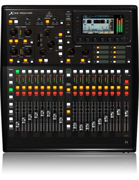 Mesa de mezclas Digital Behringer X32 Producer