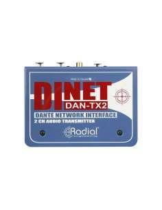 Radial DiNet Dan-TX2