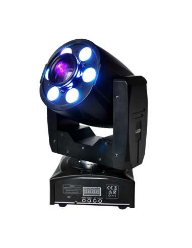 Cabeza móvil LED SPOT WASH 30W SPOT y 48W WASH RGBW