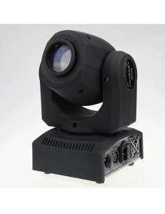 Cabeza móvil LED SPOT 10W alto rendimieno