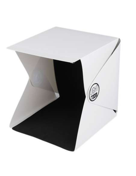 Caja de Luz Plegable para fotografía de Estudio con LED