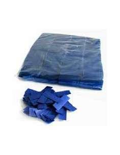 Confetti Azul Rectangular 2X5 cm Ignifugo