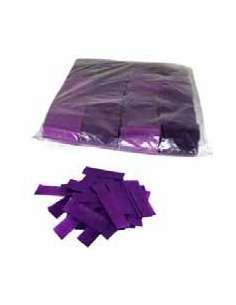 Confetti Morado Rectangular 2X5 cm