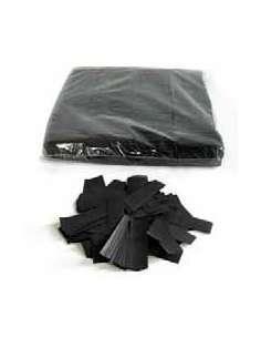 Confetti Negro Rectangular 2X5 cm