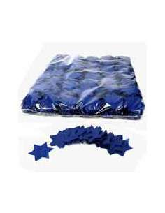 Confetti Azul Forma Estrellas