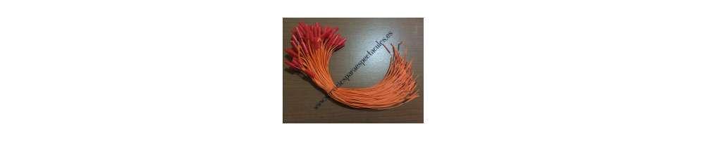 Inflamadores eléctricos, Ignitores, bases para artificios pirotécnicos
