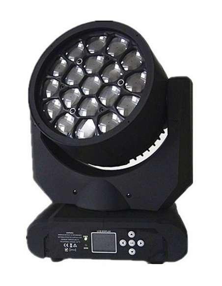 Cabezas móviles LED Híbridas